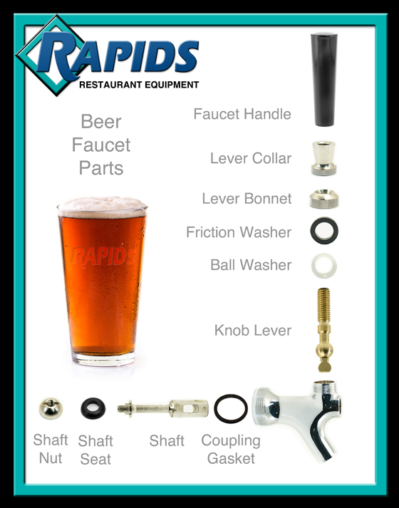 Beer Faucet Tap Faucets Beer Tap Handles Bar Taps Handles