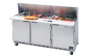 Restaurant Refrigerator, Commercial Kitchen Refrigerator, True