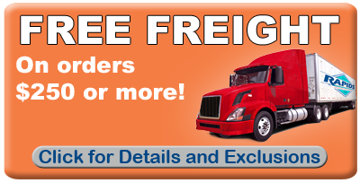 See if you qualify for free freight