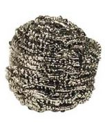 Stainless Steel Scrubbers, 1 Pack