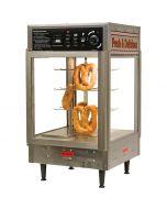 Benchmark 51012 Countertop Humidified Hot Food Display Case Merchandiser