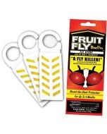 Bar Pro Fruit Fly Strips for Restaurant Pest Control, Case of 10