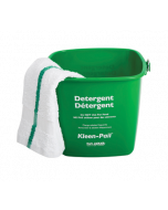Special Offer - San Jamar Sanitizing Pail, 8 Qt Green