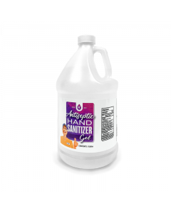 Antiseptic Gel Hand Sanitizer   1 Gallon Jug