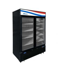 Atosa MCF8732GR Glass Door Freezer Merchandiser