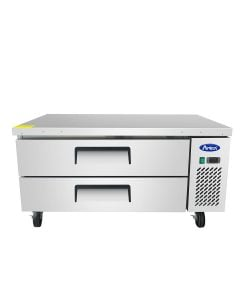 """Atosa MGF8450 2-Drawer Refrigerated Chef Base   40-2/5"""" Wide"""