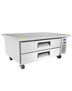 """Atosa MGF8451 2-Drawer Refrigerated Chef Base   52-1/10"""" Wide"""