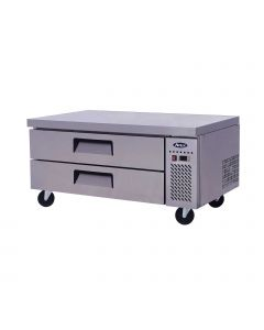"""Atosa MGF8451 2-Drawer Refrigerated Chef Base 