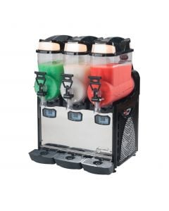 Eurodib OASIS3 7.8 Gallon Frozen Drink Machine | 3 Tanks