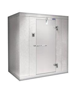 NorLake KLF77810-C 8' x 10' Kold Locker Walk-in Freezer with Floor