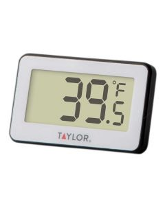 Taylor 1443 Refrigerator / Freezer Thermometer | Digital | -4 to 140 Degree F