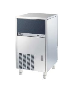 Eurodib CB425A Undercounter Ice Maker with Bin | 102 lb. Production | Dice Cubes