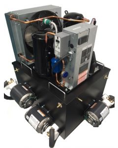 Special Offer | 850' Run 3 Pump Glycol Beer Chiller System 1.75 HP | 28 Gallon Tank