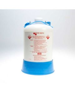 European Pressurized Beer Line Cleaning Bottle - 1.3 Gallon (5 L)