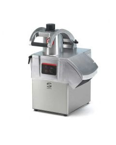 Continuous Feed Commercial Vegetable Slicer Food Processor with Hopper.   Sammic CA-311