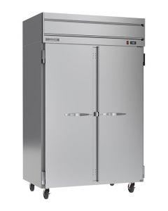 Beverage Air HF2HC-1S Double Door Reach-in Industrial Freezer