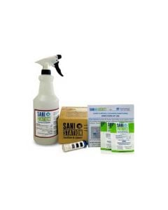 Sani Station Hard Surface Sanitizing Kit
