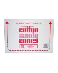 Cotton Candy Cones   1000/CS