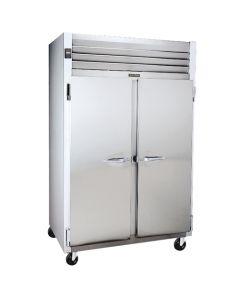 Traulsen G22010 2-Door Commercial Reach-in Kitchen Freezer