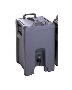 Cambro 10-1/2 Gal. Thermal Bev. Container, Brown