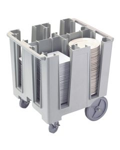 """Cambro Versa Dish Caddy Up To 11"""" Round & 9-1/2"""" Square"""