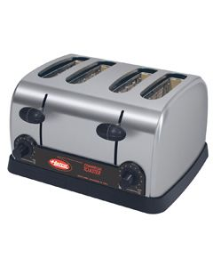 Hatco TPT-120R Commercial Pop-up Toaster, 4 Slice