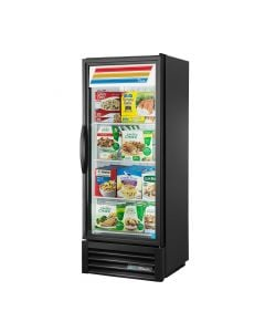"25"" Freezer Display Merchandiser one section one glass door True -GMC-12F-LC"