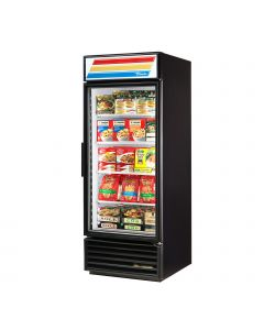"30"" Single Door Reach In Display Freezer True GDM-26F-HC-LD"