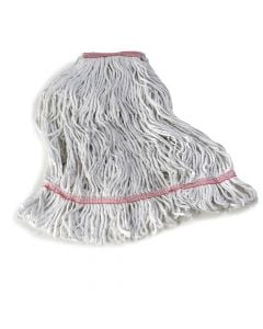 Carlisle Looped-end Wet Mop Head, Large