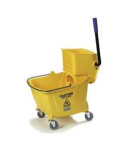 Special Offer | Carlisle 35 Qt Commercial Mop Bucket with Squeeze Ringer