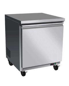 "Entree EUF27X Single Door One Section Undercounter Freezer | 27"""
