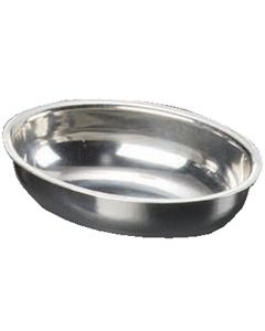 American Metalcraft Sauce Cup Oval Stainless Steel 2-1/2oz