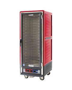 Intermetro Proofing Cabinet | Red Insulation