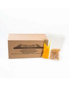 4 oz popcorn portion packs - Cinemagic 40004