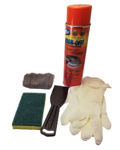 Carbon Off Kettle Cleaning Kit for Popcorn Popper Machine