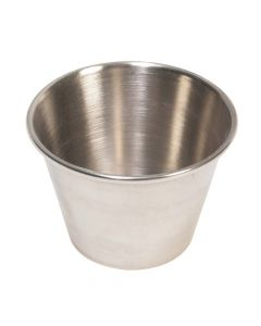 2.5 oz Sauce Cup Stainless Steel