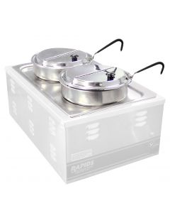 7 Qt Chafer Kit