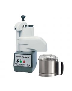 3.7 Liter Food Processor Machine - Robot Coupe R301 DICE ULTRA