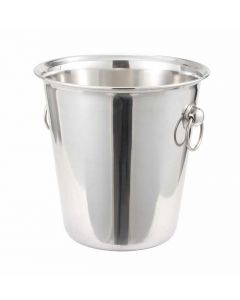 4 Qt. Wine Bucket | Stainless Steel