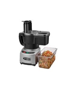 Commercial 4 Qt. Combination Continuous Feed/Batch Bowl Food Processor | Waring WFP16SCD
