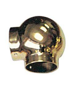 90 Degree Ball Elbow Brass Railing Hardware