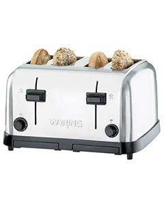 Waring 4 Slot Pop Up Toaster