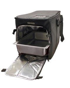 Large Pan Carrier Bag, Black