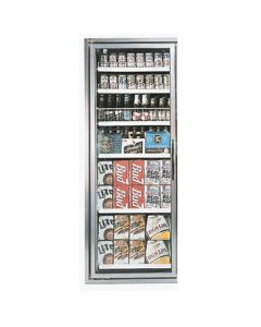 "1 Door Glass Cooler Display Door 23-1/4"" x 72"""