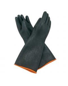 """18-1/2"""" Pot Sink Gloves for Commercial Kitchen Dishwashing"""