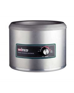 Electric Countertop Round Cooker/Warmer | 11 Qt