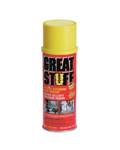 Great Stuff Expanding Spray Foam - Insulation & Sealant (12 oz)