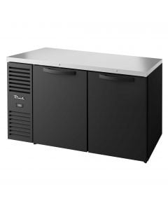 "TBR60-RISZ1-L-B-SS-1 60"" Back Bar Cooler 