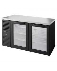 "TBR60-RISZ1-L-B-GG-1 60"" Back Bar Cooler 