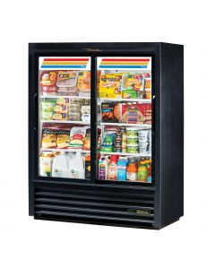 True GDM-41SL-60-HC-LD Sliding Glass Door Refrigerated Merchandiser | 47""